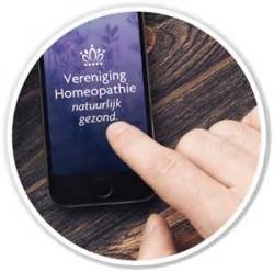 Nieuw! de gratis Homeopathiewijzer App!